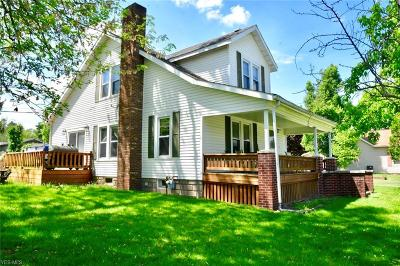 Philo Single Family Home Active Under Contract: 619 Front Street
