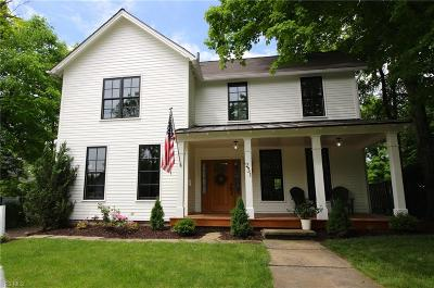 Chagrin Falls Single Family Home For Sale: 231 E Washington Street