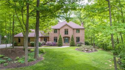 Single Family Home For Sale: 3352 Hardwood Hollow Road