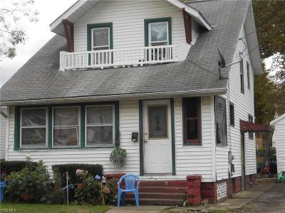 Painesville Single Family Home For Sale: 172 E Prospect Street