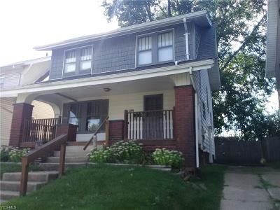 Canton Single Family Home Contingent: 1109 Maryland Ave Southwest