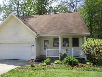 North Ridgeville Single Family Home For Sale: 5250 Orchard Lane