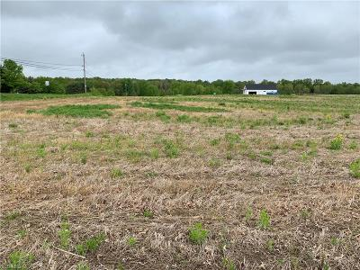Stark County Residential Lots & Land For Sale: Edison St Northeast
