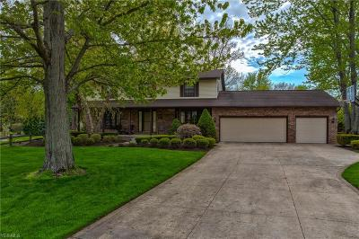Mentor Single Family Home Contingent: 7064 Enfield Dr