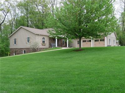 Single Family Home For Sale: 7852 Moreland Rd
