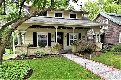 Chagrin Falls Single Family Home For Sale: 88 Solon Road