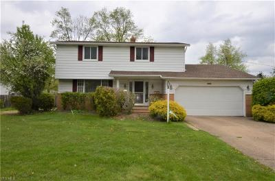 Seven Hills Single Family Home For Sale: 1337 South Circleview Dr