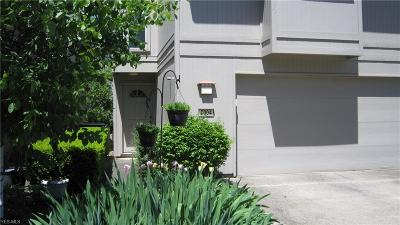 Strongsville Condo/Townhouse Contingent: 8004 Steven David Dr