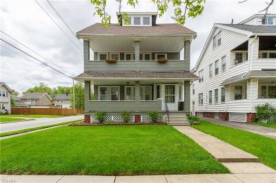 Lakewood Multi Family Home Active Under Contract: 2104 Marlowe Avenue