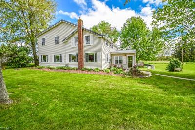 Wellington Single Family Home For Sale: 26531 State Route 58
