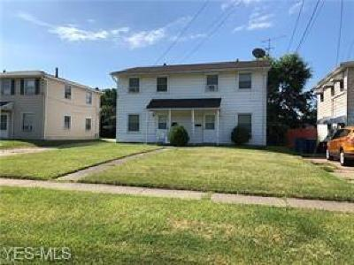 Lorain OH Multi Family Home Pending: $89,900