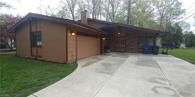Olmsted Falls Single Family Home For Sale: 9107 Pin Oak Drive