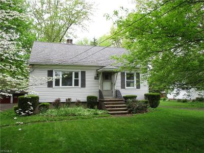 North Ridgeville Multi Family Home For Sale: 7316 Root Road