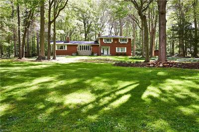 Copley Single Family Home For Sale: 251 Melody Drive