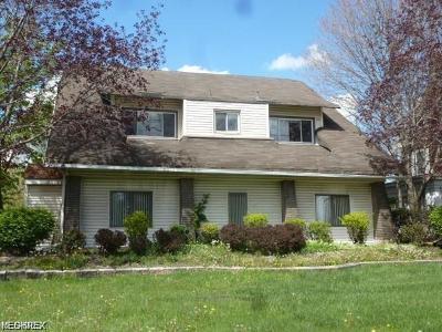 Warren Single Family Home For Sale: 1851 E Market Street