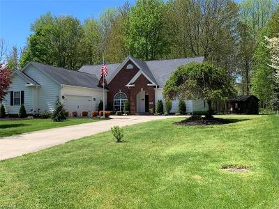 Madison Single Family Home Active Under Contract: 2032 Haines Road