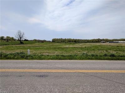 Medina County Residential Lots & Land For Sale: Congress Rd