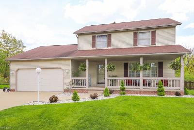 Parma Single Family Home Contingent: 7971 Lime Ln