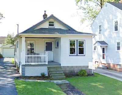 Parma Single Family Home For Sale: 4415 Kenmore Avenue