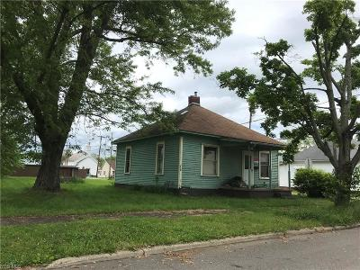 Guernsey County Single Family Home For Sale: 1331 Marquand Avenue