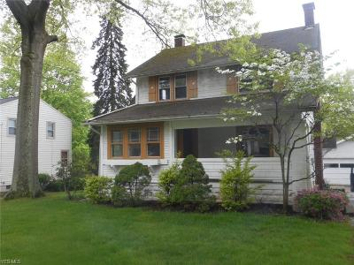 Poland Single Family Home Active Under Contract: 7256 N Lima Road