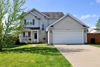 Lorain Single Family Home Active Under Contract: 2729 W 38th Street