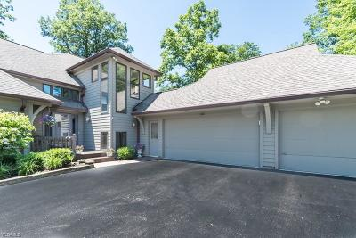 Chagrin Falls Condo/Townhouse For Sale: 310 Overlook Brook Dr