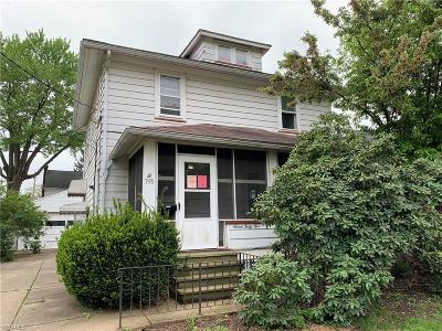 Stark County Single Family Home For Sale: 745 Vogel Ave Northeast