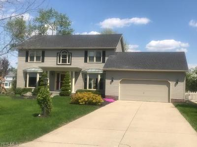 Hudson Single Family Home Contingent: 5435 Port Chester Dr