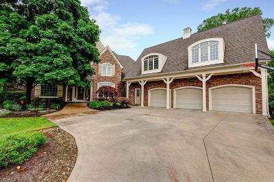 Solon Single Family Home Active Under Contract: 5460 N Woods Lane