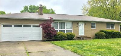 Canton Single Family Home For Sale: 6902 Rolling Ridge Rd Northeast