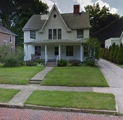 Medina County Multi Family Home For Sale: 174 Highland Ave