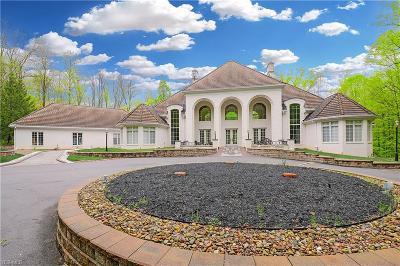 Single Family Home For Sale: 38075 Fairmount Blvd