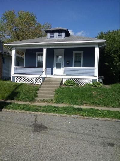 Zanesville Single Family Home For Sale: 517 Gray St