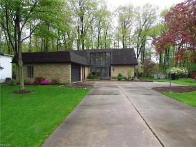 Westlake Single Family Home For Sale: 25142 Hilliard Blvd
