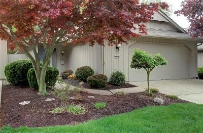 Strongsville Single Family Home Contingent: 12892 Olympus Way
