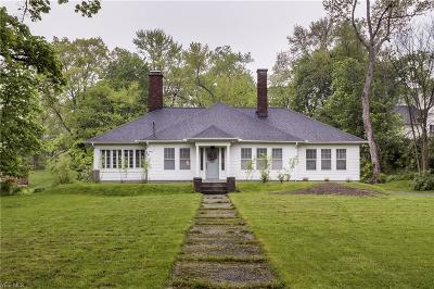 Single Family Home Contingent: 364 East Garfield Rd