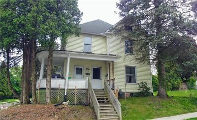 Stark County Multi Family Home For Sale: 104 West Market St