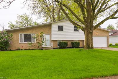 Lorain Single Family Home Active Under Contract: 2001 W 40th Street
