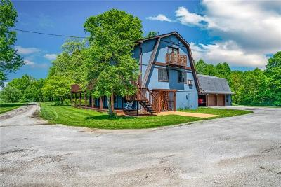 Single Family Home For Sale: 10406 Yale Rd
