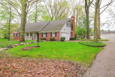 Avon Lake Single Family Home Active Under Contract: 32539 Walker Road
