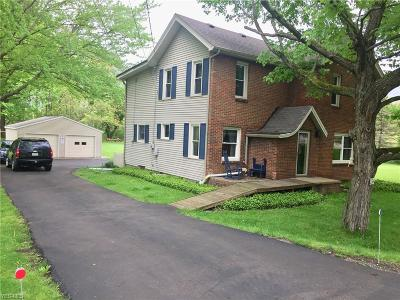 Hubbard Single Family Home Active Under Contract: 2584 Drummond Avenue