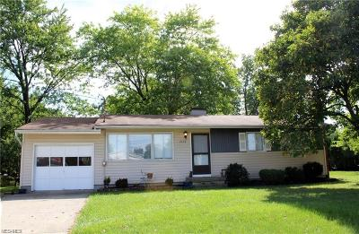 Medina County Single Family Home For Sale: 4168 Center Rd