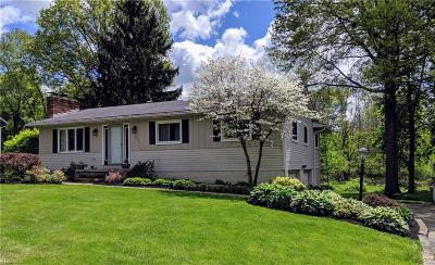Medina County Single Family Home Contingent: 301 Hillsdale Cir