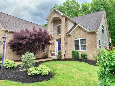 Single Family Home For Sale: 33875 Crown Colony Dr