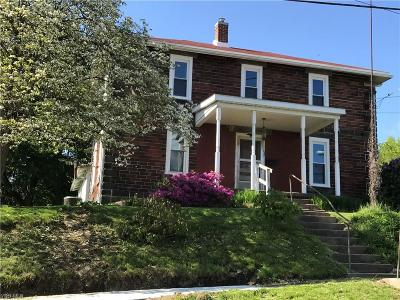 Single Family Home For Sale: 55 Clay St