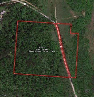 Perry County Residential Lots & Land For Auction: County Road 43