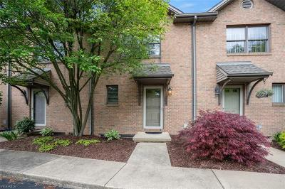 Canfield Condo/Townhouse Active Under Contract: 3765 Mercedes Place #6
