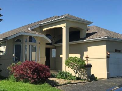 Medina County Single Family Home For Sale: 2445 Blake Road