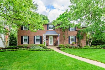 Medina County Single Family Home Active Under Contract: 255 High Point Drive